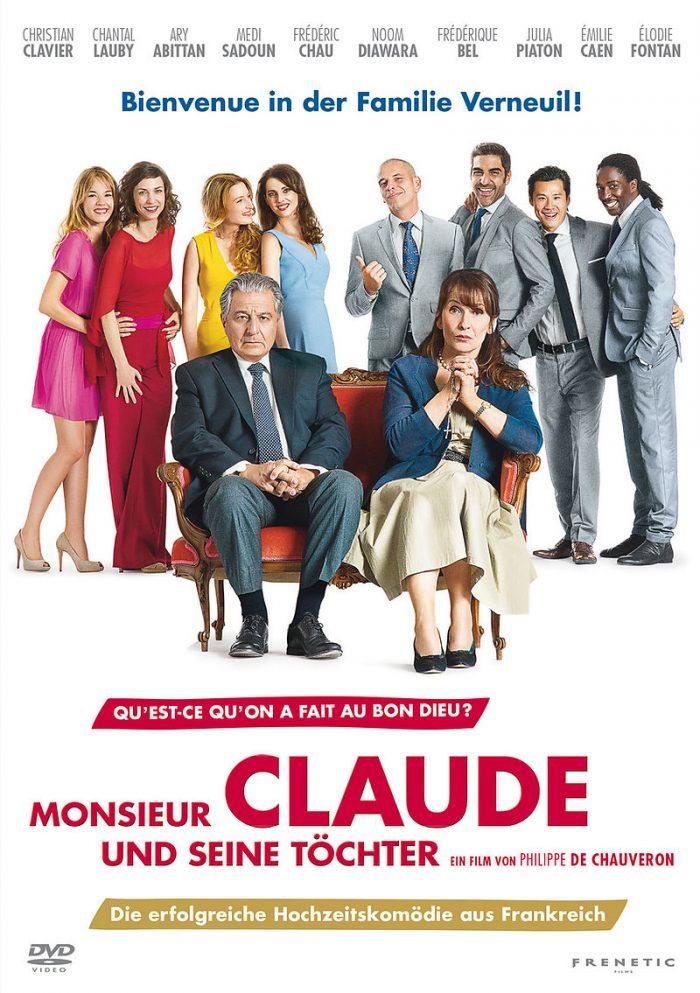 Misjö Claude Und Seine Töchter